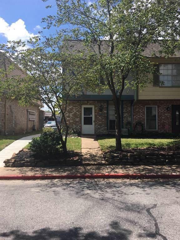 11002 Hammerly Blvd #160, Houston, TX 77043 (MLS #76371239) :: The Heyl Group at Keller Williams