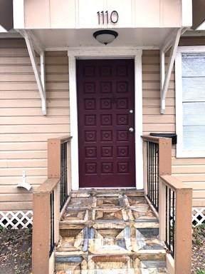 1110 Hamblen Street, Houston, TX 77009 (MLS #76373786) :: Ellison Real Estate Team