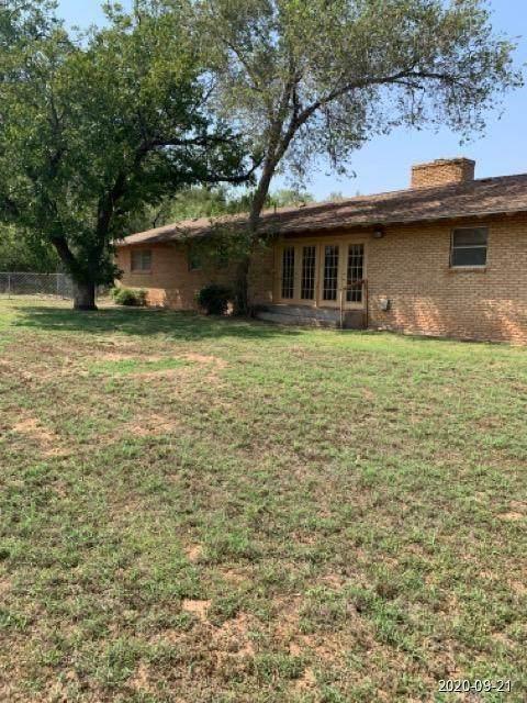 1600 Phillips Road, Big Spring, TX 79720 (MLS #76458955) :: Giorgi Real Estate Group