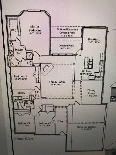 17597 Country Meadow, Magnolia, TX 77355 (MLS #76574010) :: Texas Home Shop Realty