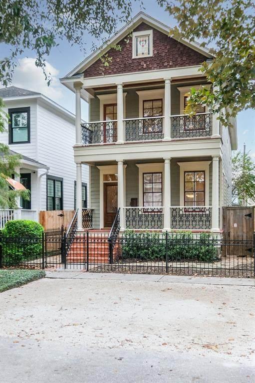 817 Rutland Street, Houston, TX 77007 (MLS #76636431) :: Area Pro Group Real Estate, LLC