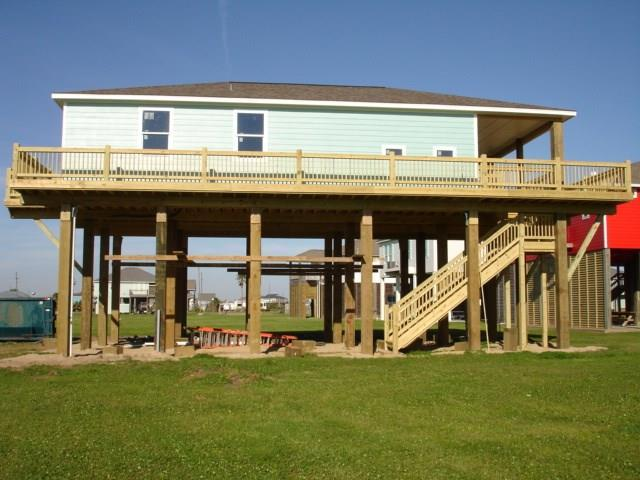 4410 3283 Pirates Cove Drive, Crystal Beach, TX 77650 (MLS #76666980) :: TEXdot Realtors, Inc.