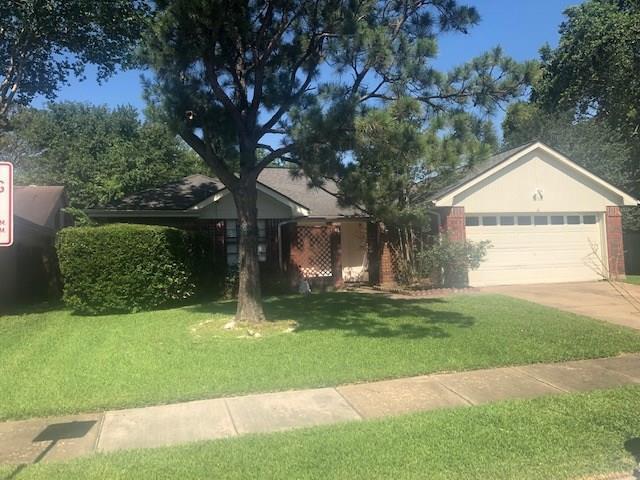 7902 Golondrina Drive, Houston, TX 77083 (MLS #76724447) :: The Heyl Group at Keller Williams