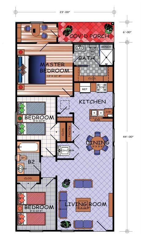 237 Ridgeside Court, Montgomery, TX 77316 (MLS #76761779) :: Lerner Realty Solutions