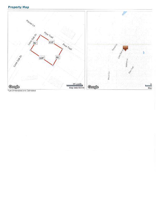 2bd Pine Trail, Oakhurst, TX 77359 (MLS #76773937) :: The SOLD by George Team