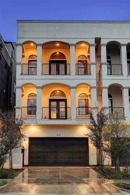 415 W Bell Street, Houston, TX 77019 (MLS #76801808) :: Krueger Real Estate