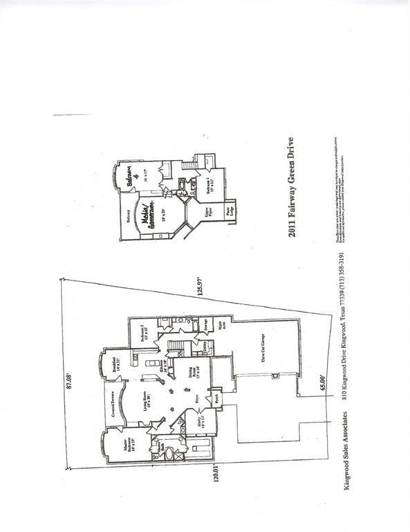 2011 Fairway Green Drive, Kingwood, TX 77339 (MLS #76982587) :: Green Residential
