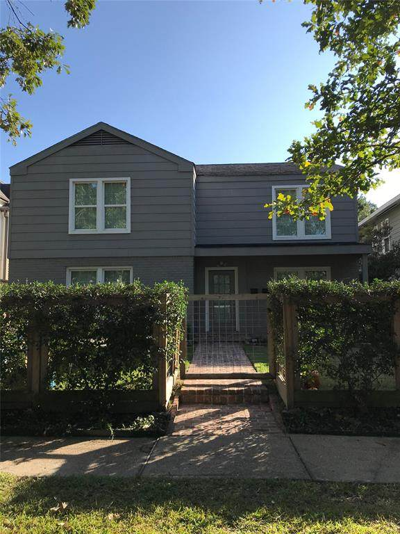 1909 Banks Street, Houston, TX 77098 (MLS #77013066) :: The SOLD by George Team