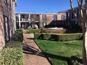 6402 Del Monte Drive #70, Houston, TX 77057 (MLS #77020780) :: Bay Area Elite Properties