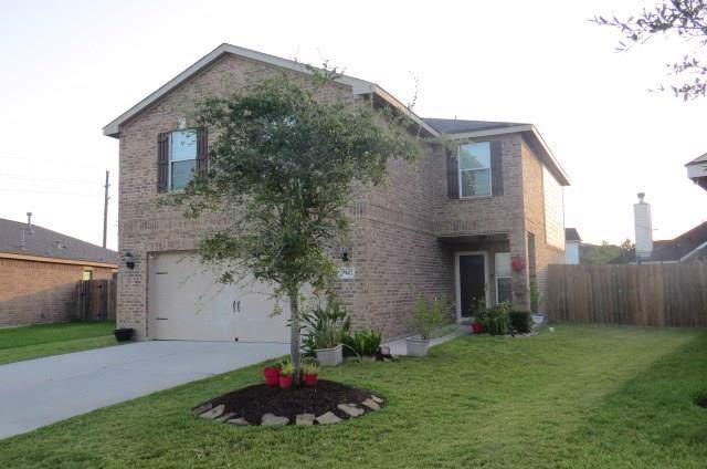 9407 Turquoise Meadow Lane, Rosharon, TX 77583 (MLS #77051428) :: The Queen Team