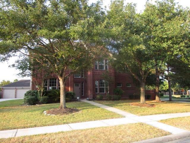 24902 Falcon Hollow Lane, Katy, TX 77494 (MLS #77086593) :: Ellison Real Estate Team