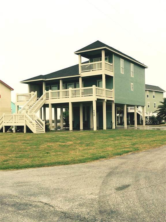 4025 Biscayne Beach Road, Port Bolivar, TX 77650 (MLS #77112322) :: Green Residential