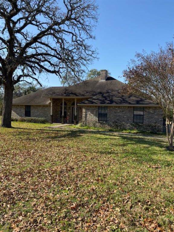 26209 Fm 39, Iola, TX 77861 (MLS #77158770) :: The SOLD by George Team