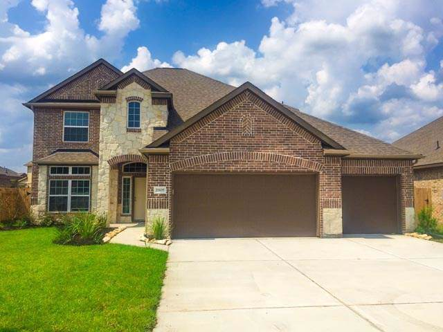 21635 Tea Tree Olive Place, Porter, TX 77365 (MLS #77208846) :: The Home Branch