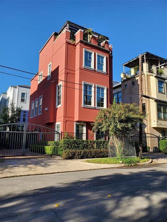 1316 Hadley Street, Houston, TX 77002 (MLS #77210801) :: Keller Williams Realty