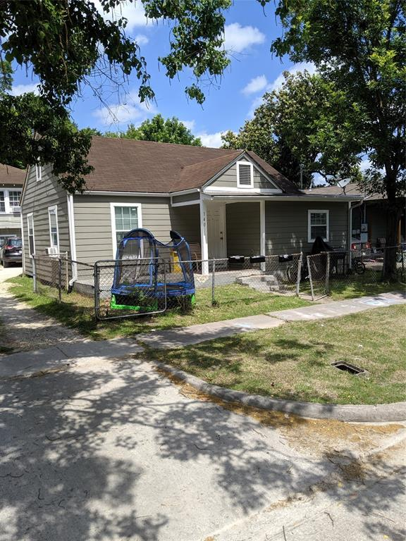 140 Kress Street, Houston, TX 77020 (MLS #77471894) :: Texas Home Shop Realty