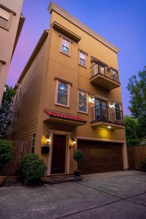 5407 Kansas Street, Houston, TX 77007 (MLS #77537071) :: Texas Home Shop Realty