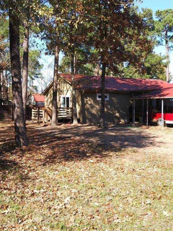 40 Trinidad Lane, Point Blank, TX 77364 (MLS #77655991) :: The SOLD by George Team