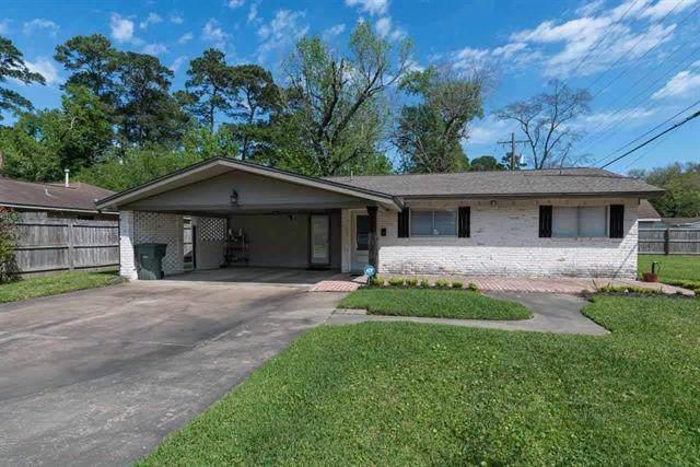 3580 Austin Street, Beaumont, TX 77706 (MLS #7767606) :: The Jill Smith Team