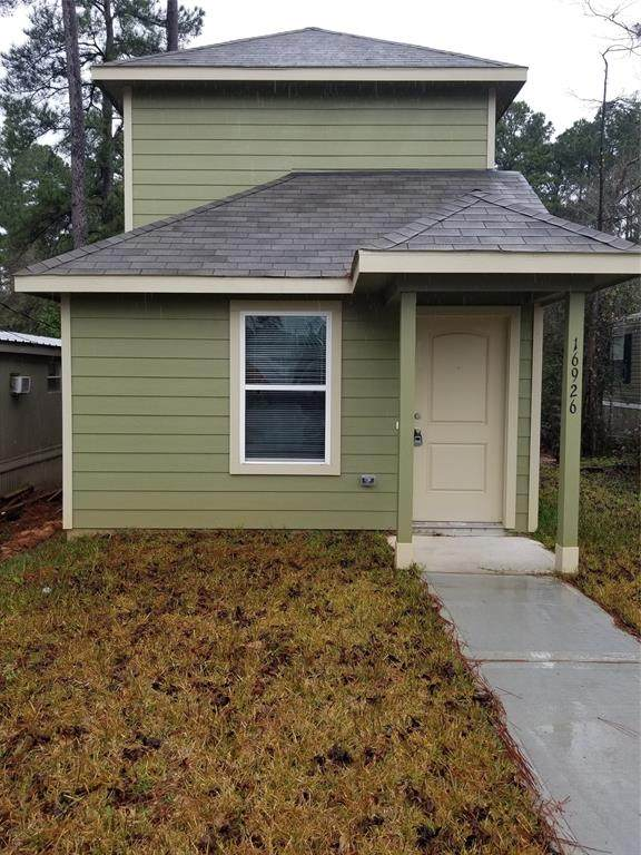 16926 Balmoral, Montgomery, TX 77316 (MLS #77847954) :: Phyllis Foster Real Estate