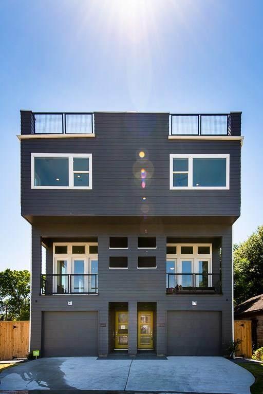 1609 Hickory Street, Houston, TX 77007 (MLS #77884441) :: Ellison Real Estate Team