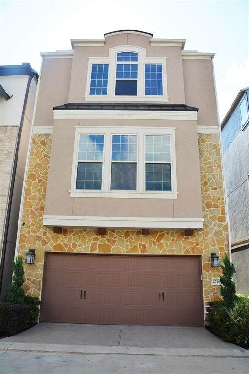 2709 Strathwood Lane, Houston, TX 77082 (MLS #7788534) :: Connell Team with Better Homes and Gardens, Gary Greene