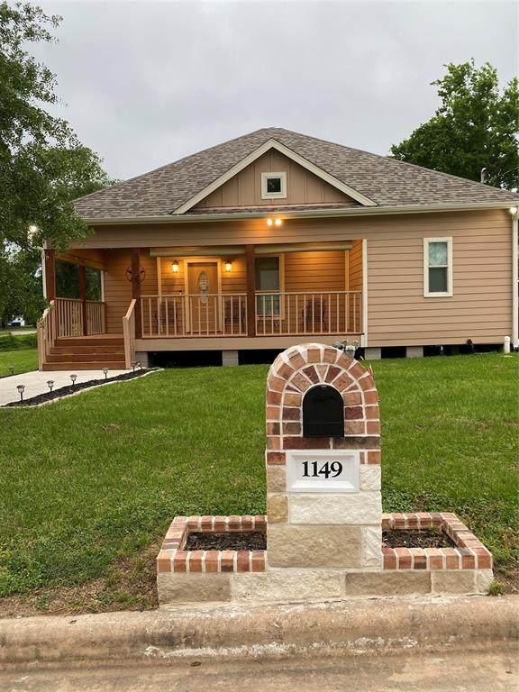 1149 Rice Street, Hempstead, TX 77445 (MLS #77919977) :: Christy Buck Team