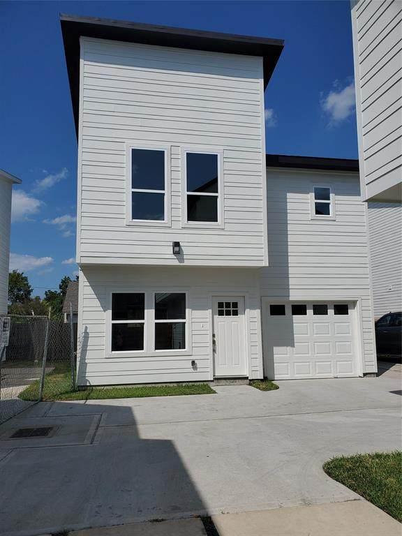 1813 Pannell Street B, Houston, TX 77020 (MLS #78056405) :: Homemax Properties