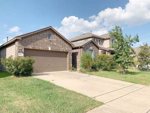 21434 Piralta Ridge Lane, Katy, TX 77449 (MLS #78143275) :: The Bly Team
