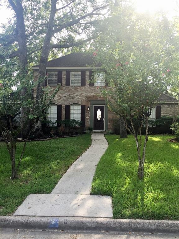 8 Queens Court, Conroe, TX 77304 (MLS #78240115) :: The SOLD by George Team
