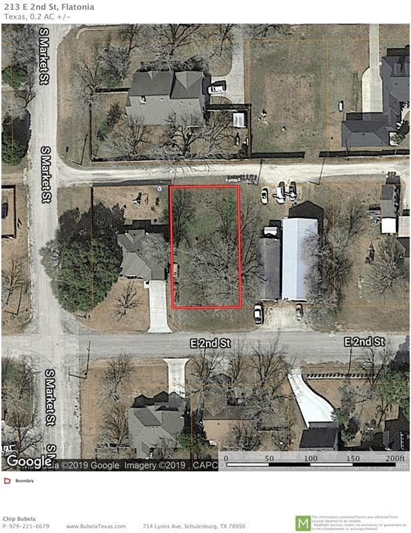 213 E 2nd Street, Flatonia, TX 78941 (MLS #78497979) :: The Heyl Group at Keller Williams