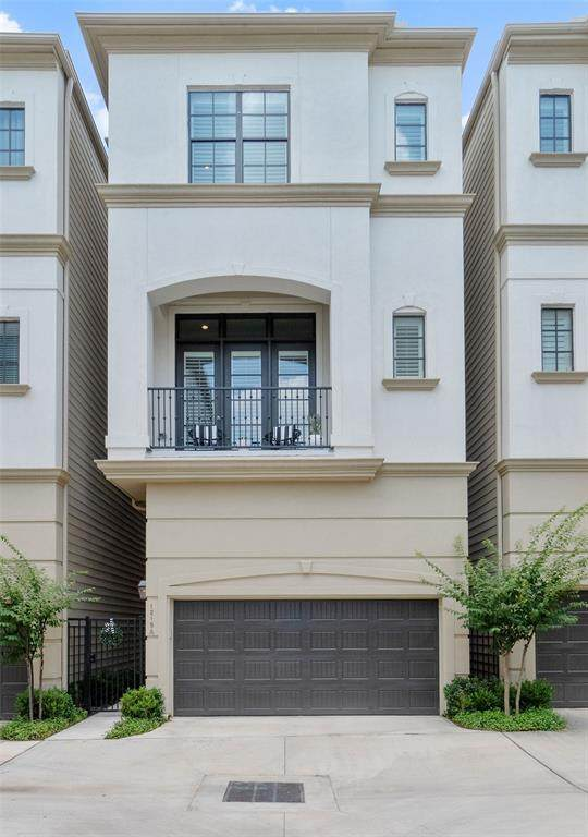 1215 W 24th Street A, Houston, TX 77008 (MLS #78552658) :: The Sansone Group