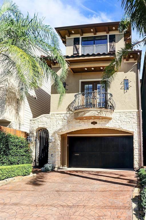 216 Malone Street, Houston, TX 77007 (MLS #78674746) :: Giorgi Real Estate Group