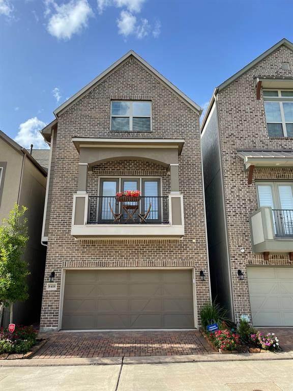 8418 Oak Leaf Point Drive, Houston, TX 77055 (MLS #78792378) :: Lerner Realty Solutions