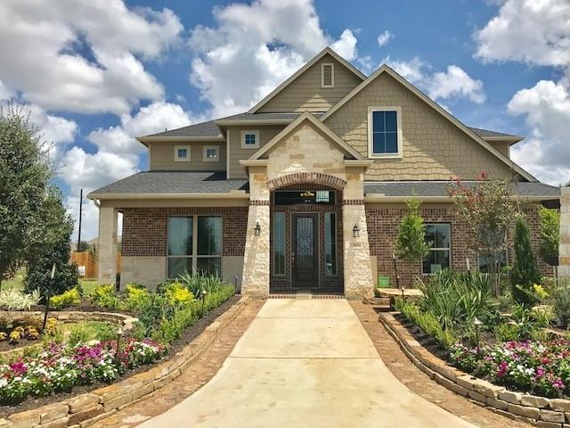 5035 Mountain Maple Trail, Rosenberg, TX 77471 (MLS #78971254) :: Texas Home Shop Realty