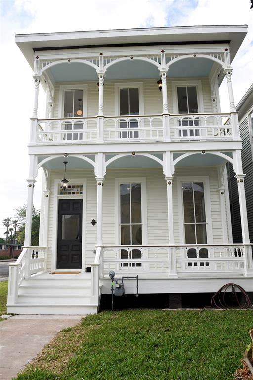 1428 Avenue K, Galveston, TX 77550 (MLS #79078232) :: Homemax Properties