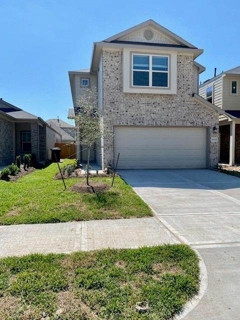 13321 Myrtle Meadow Lane, Houston, TX 77048 (MLS #79105033) :: The Bly Team