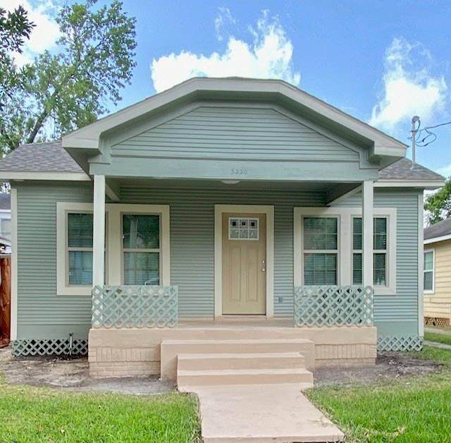 5220 Leeland Street, Houston, TX 77023 (MLS #79137622) :: The Parodi Team at Realty Associates