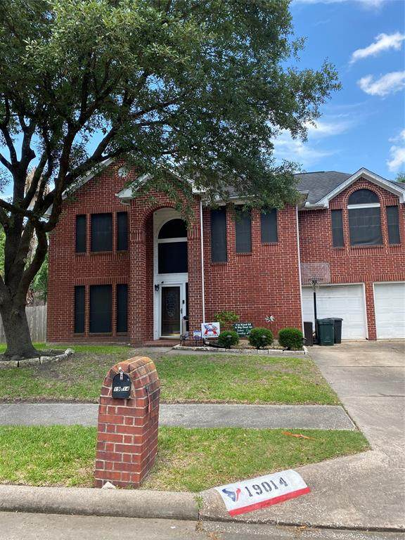 19014 Timber Way Drive, Humble, TX 77346 (MLS #79141339) :: The SOLD by George Team