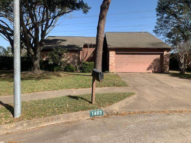 1403 Park Wind Drive, Katy, TX 77450 (MLS #7930782) :: Caskey Realty