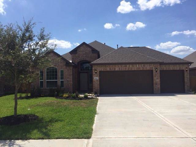 21627 Tea Tree Olive Place, Porter, TX 77365 (MLS #79384080) :: The Home Branch