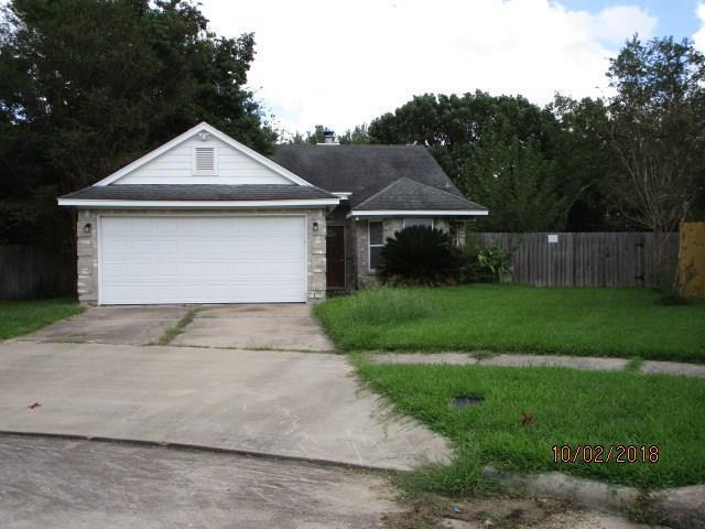 20502 Blue Beech Drive, Katy, TX 77449 (MLS #79384957) :: The Sansone Group