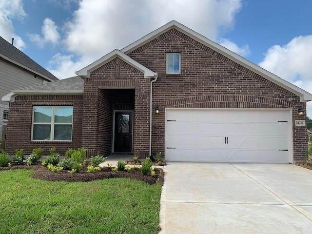 949 Golden Willow Lane, Conroe, TX 77304 (MLS #79412109) :: The Sansone Group