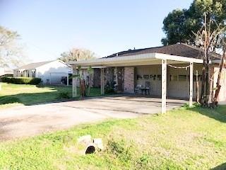 1614 Elizabeth Avenue, Rosenberg, TX 77471 (MLS #79414805) :: The Heyl Group at Keller Williams
