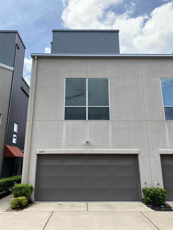 2417 Wentworth Street, Houston, TX 77004 (MLS #79511146) :: The SOLD by George Team