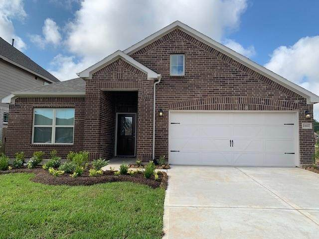 949 Golden Willow Lane, Conroe, TX 77304 (MLS #79706945) :: The Bly Team