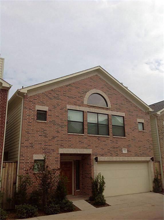 3722 Main Plaza Drive, Houston, TX 77025 (MLS #79766920) :: Giorgi Real Estate Group