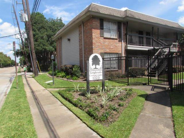 1223 Augusta Drive #3, Houston, TX 77057 (MLS #79833962) :: All Cities USA Realty