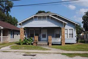 2414 Freeman Street, Houston, TX 77009 (MLS #7983806) :: Ellison Real Estate Team