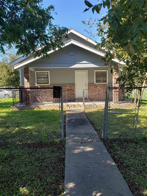 2201 12th Street, Port Arthur, TX 77640 (MLS #79980598) :: Texas Home Shop Realty